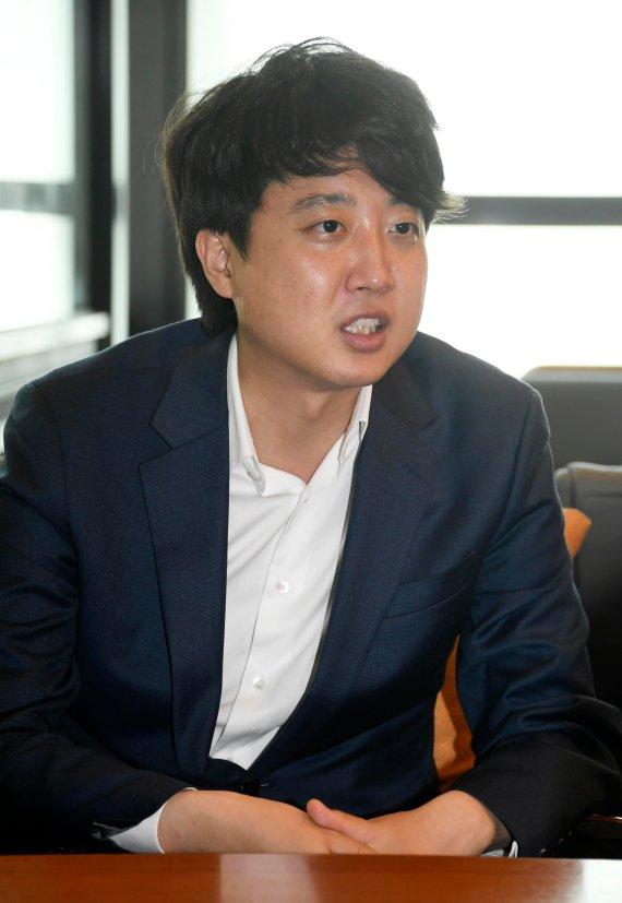 """이준석의 고백 """"윤석열에게 빠른 입당을 권유한 이유는.."""""""