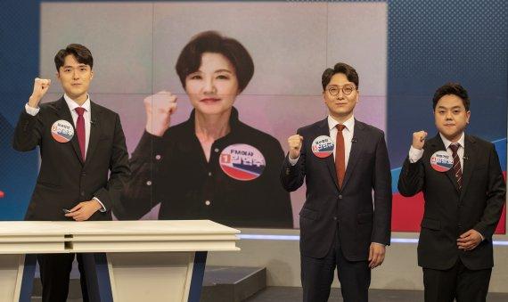 """국민의힘, '90년대생' 대변인 탄생..""""취준생이 대변인으로"""""""