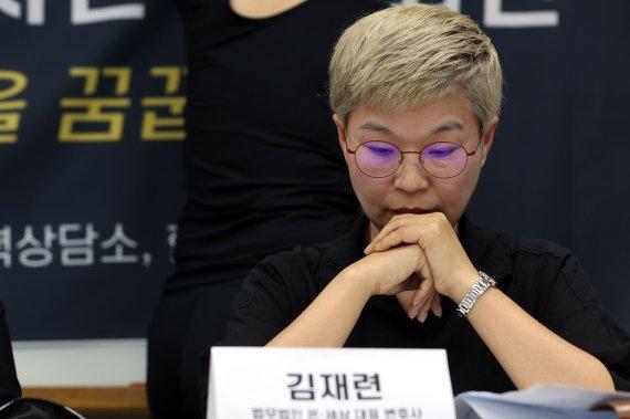 """변호사가 전한 박원순 피해자 근황 """"며칠동안.."""""""