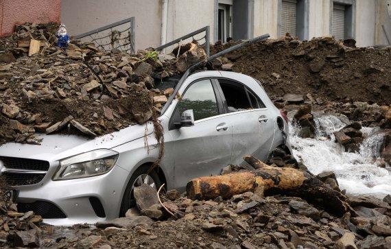 현시각 난리 난 독일 홍수로 사망자 수가 무려...