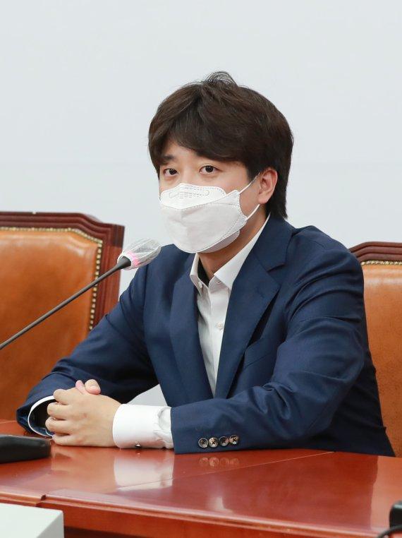 """일본 언론에게 이준석 """"정권교체 가능성, 어느때 보다..."""""""