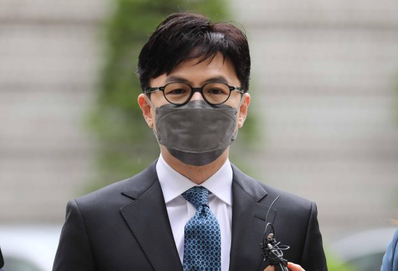 """한동훈 검사장 """"MBC, 국민들 기억력을 어떻게 보고.."""""""