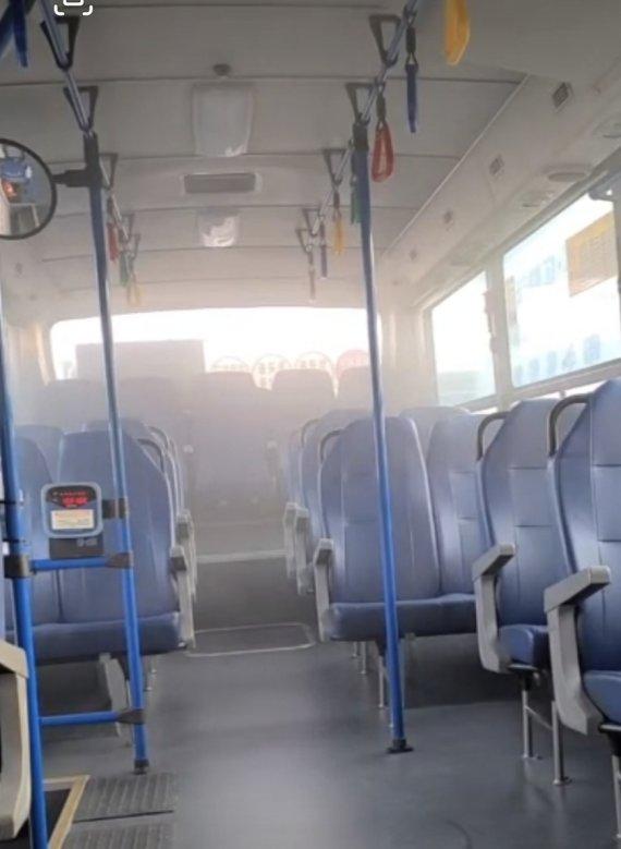 부산, 광역시 최초로 시내버스 무인방역기 도입 추진