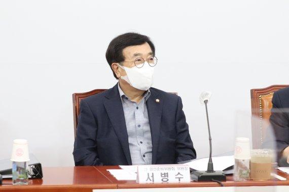 """서병수 """"윤석열, 곧 경선열차 탈 것…황야에서 떨 이유 없어"""""""