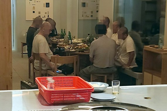 """숙박시설에서 승려들 음주파티.. 조계종 """"참회 드립니다"""""""