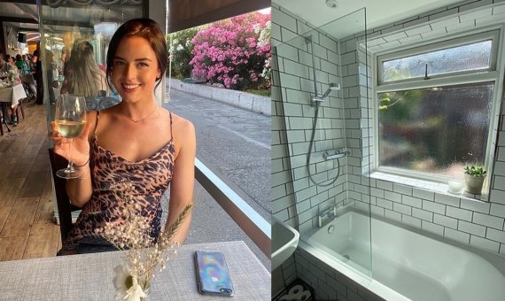 """""""샤워할 때 다 보여"""" 20대女, 욕실 불투명 창문 믿었다가 낭패"""
