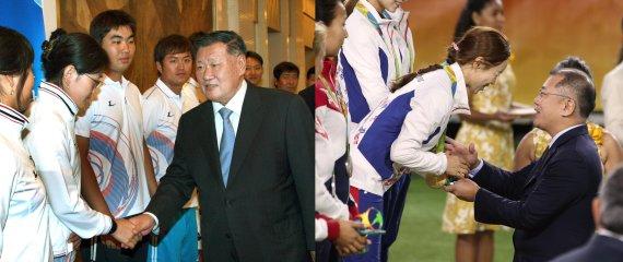 아버지는 'LA 金' 감동에 양궁단 만들고 아들은 진천에 도쿄와 똑같은 양궁장 지었다 [정몽구·정의선 父子, 37년 양궁사랑]