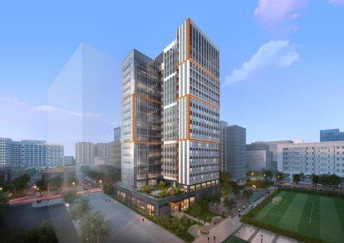 4차산업혁명시대 첨단 특구 G밸리 내 주목받는 주거시설