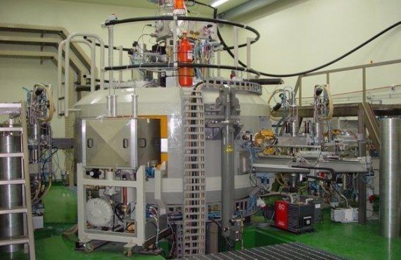 암치료하는 방사성 물질 국내 최초 생산