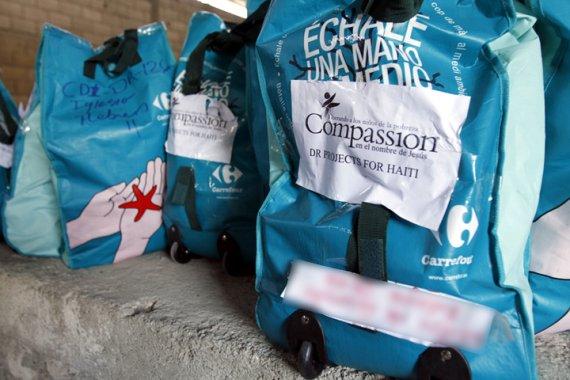 컴패션, 아이티 어린이 위한 재난구호 모금 진행