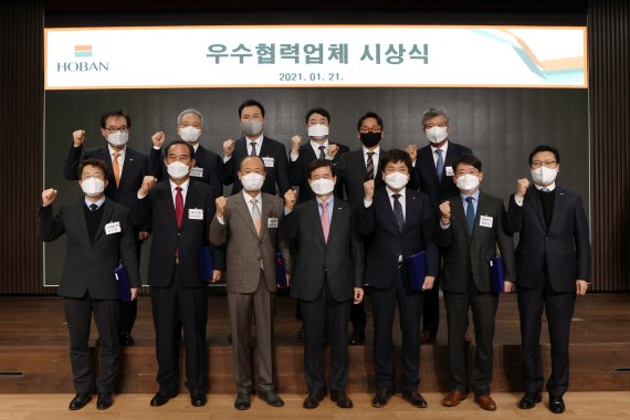 호반건설, 공정거래 이행 3년 연속 '최우수' 등급