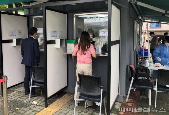 울산 고교축구부 집단감염 발생.. 31명 신규 확진