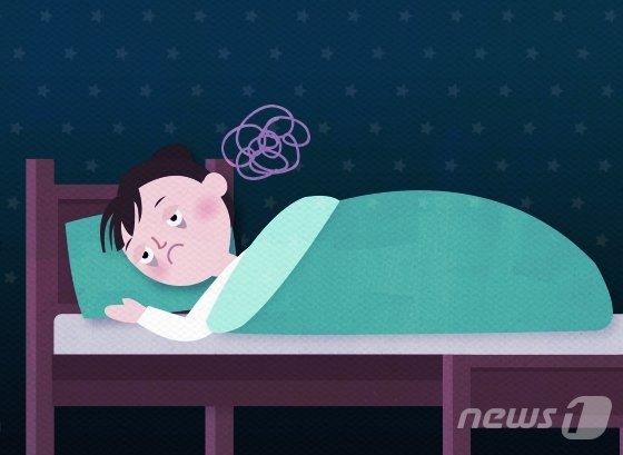 새벽 3시에 깬 후 말똥말똥?…일어나 조용히 몸 움직여라
