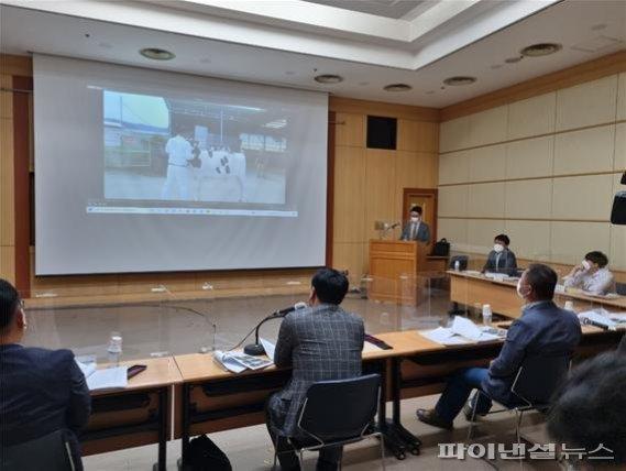 경기도 한우-젖소 경진대회 비대면 개최…전국최초