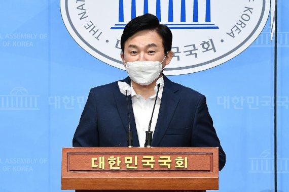 """원희룡측 """"이재명, 왜 화천대유에만 너그러운가"""""""