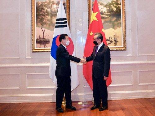 오늘 한중 외교장관회담…왕이, 북핵해법·대미견제 '수위'는?