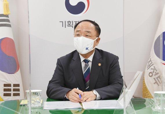 """홍남기 """"오피스텔 '바닥 난방 규제' 풀겠다…도심 주택 공급"""""""
