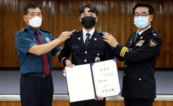 '눈썰미 발휘' 성범죄자 마창진 검거한 20대 경찰관 특진