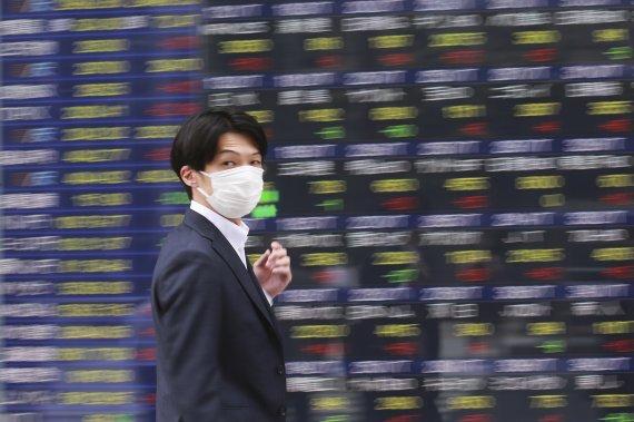 일본증시, 차익 실현 매물에 하락 마감…닛케이 0.52%↓