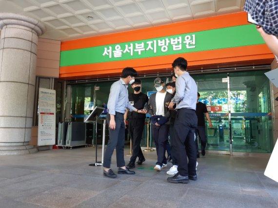 """'마포 데이트폭행 사망' 30대, 구속…법원 """"도망 염려"""""""