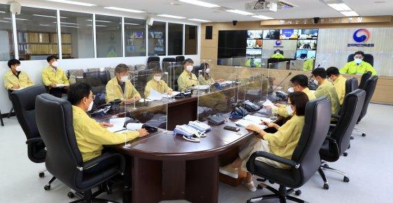 원안위, 태풍 '찬투' 북상대비 비상근무체계 가동