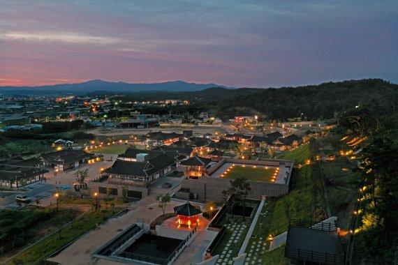 영천시, 추석 연휴 화랑설화마을·한의마을 등 관광지 개관