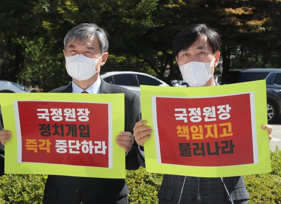 靑·與로 비화된 '고발 사주' 의혹…'추-낙''윤-홍' 여야 내전 활활