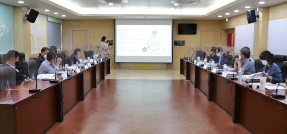 [진천소식]군의회 미래발전연구회 용역 중간보고회 등
