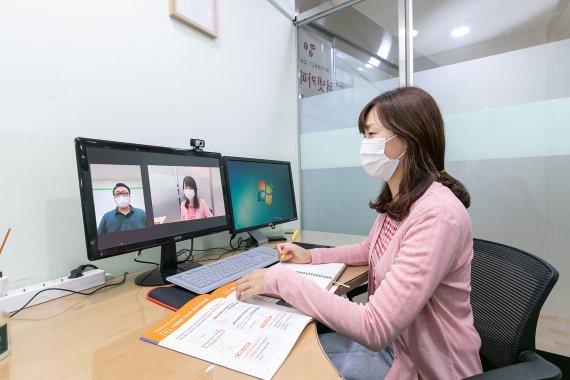 강서구, 화상회의 전용공간 '디지털 영상카페' 구축