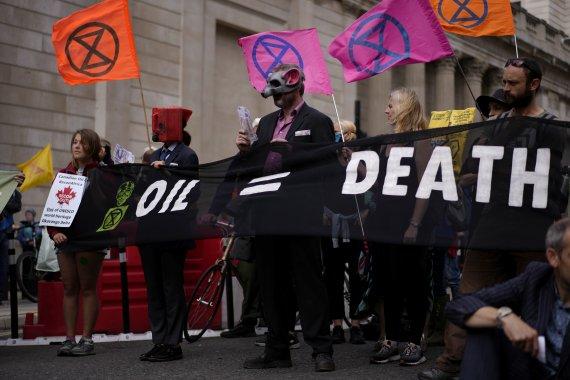 """美버몬트주, """"기후변화에 대한 화석연료 영향 안 알려"""" 4개 석유사 제소"""