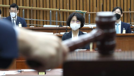 국회, 오경미 대법관 후보자 인사청문보고서 채택