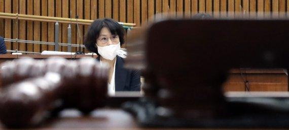 국회, 오영미 청문보고서 채택…'이재명'·'고발 사주' 공방(종합2보)