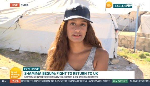 "IS 가담 英여성 ""영국인들에 사죄…테러와의 싸움 돕겠다"""