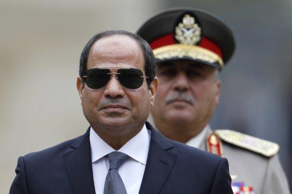 미 국무부, '인권' 이유들어 1500억원 이집트 군사원조 보류