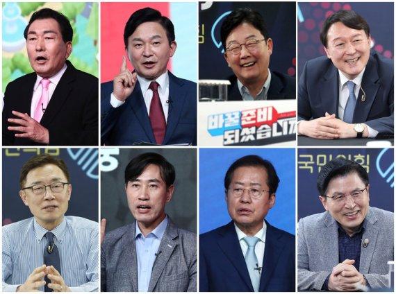국민의힘, 2차경선 돌입…'3주동안 6회' 토론레이스 시작