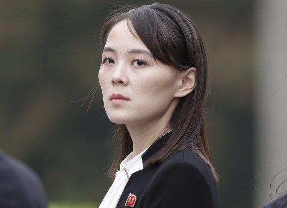 """김여정 """"文 대통령 실언…매사 언동에 심사숙고해야""""(종합)"""