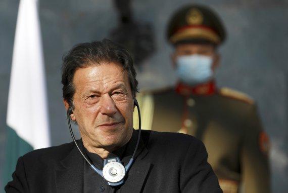 """파키스탄 총리 """"탈레반에 약속 이행할 시간 줘야"""""""