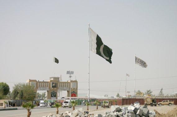 '탈레반 지지' 파키스탄, 미국에 아프간 협력 촉구