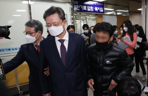 '국정농단 방조·불법사찰' 우병우 오늘 대법 선고…2심 징역 1년