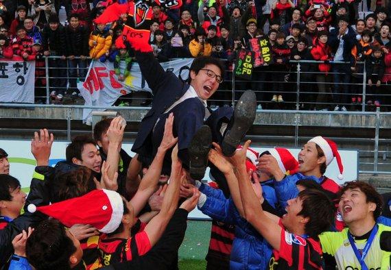 그때 포항처럼… 젊은 재능 육성에 능한 황새와 U23대표팀의 만남