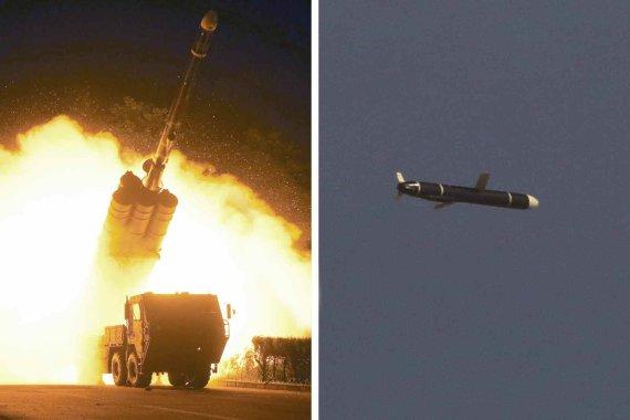 '미사일 발사' 재개한 북한, 당 창건일까지 '무력시위' 이어갈까
