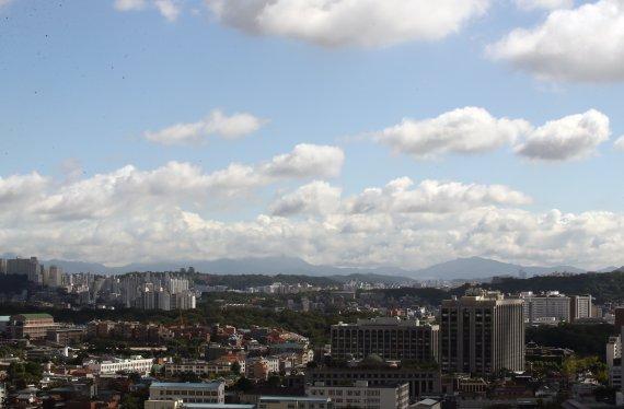 거리두기 강화하니 서울 온실가스 최대 42% 줄었다