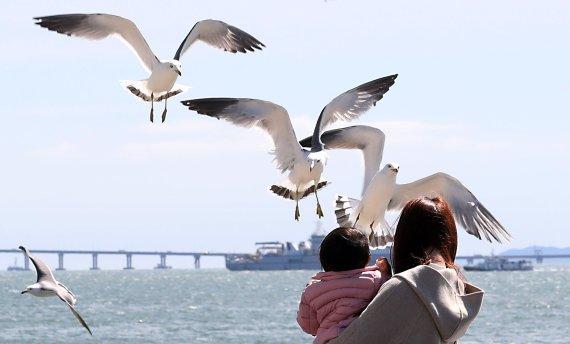 인천 대체로 맑고 낮 최고기온 29도…미세먼지 '좋음'