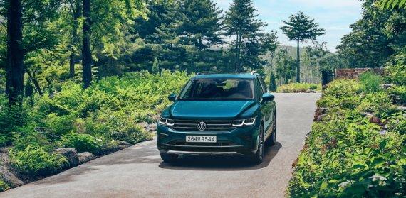 수입 SUV 1위 꿰찬 '뉴 티구안', 폭스바겐 1만대 클럽 안착
