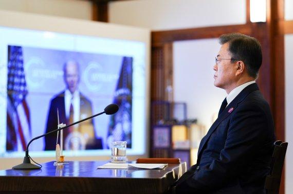 바이든, 17일 기후변화 논의할 주요경제국포럼 화상 회의 주최