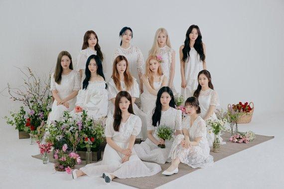 """[2021 뉴시스 한류엑스포]이달의소녀 """"오빛에 감사...K팝, 널리 알리겠다"""""""