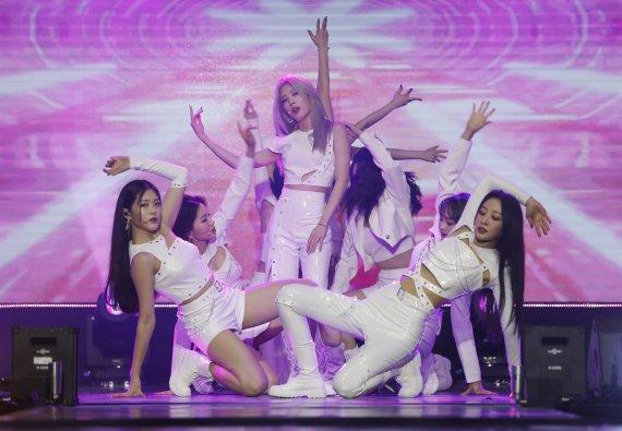 [2021 뉴시스 한류엑스포]이달의소녀·알렉사·가호·킹덤 출동...축하 공연