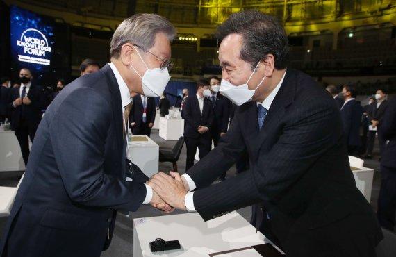 뜨거워진 경선에 고발 사주 의혹까지…정치권, 추석 민심 촉각