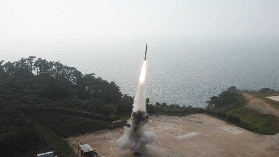 韓 독자개발한 SLBM '사거리 500㎞' 추정…재래식·사거리는 '한계'