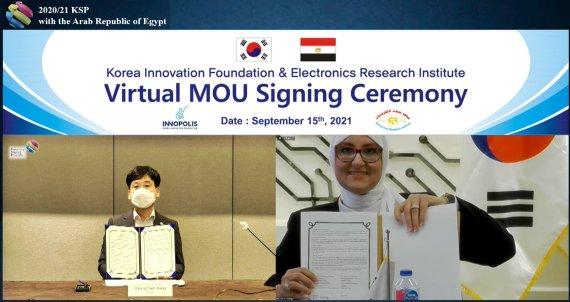 이집트, 우리 연구개발특구 본 떠 과학기술단지 만든다